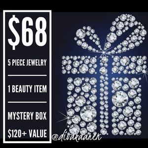 Spoil Yourself! Surprise Somebody $68 Mystery Box
